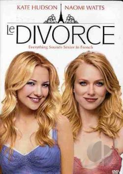 Divorce DVD Cover Art