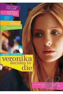 Veronika Decides to Die DVD Cover Art