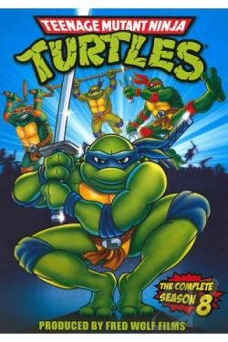 Teenage Mutant Ninja Turtles: The Complete Season 8 movie