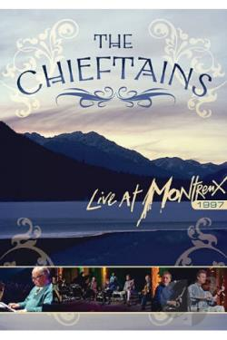 Chieftains: Live at Montreux 1997 DVD Cover Art