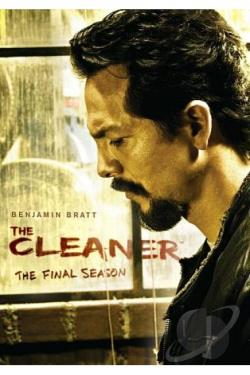 Cleaner: The Final Season DVD Cover Art