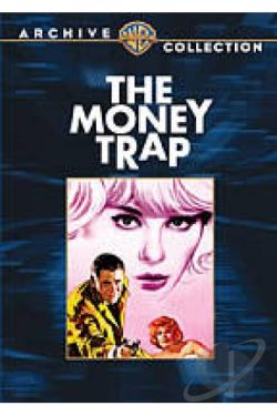 Money Trap DVD Cover Art