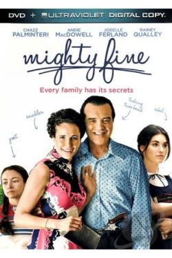 Mighty Fine DVD Cover Art