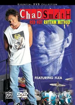 Chad Smith - Red Hot Rhythm Method DVD Cover Art