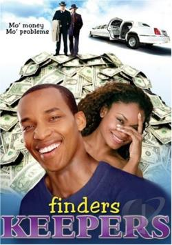 Finders Keepers DVD Cover Art