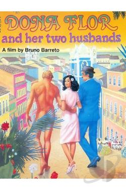 Dona Flor and Her Two Husbands DVD Cover Art