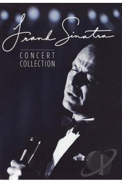 Frank Sinatra: Concert Collection DVD Cover Art