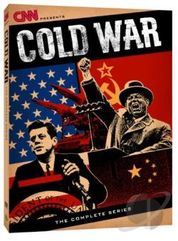 CNN Presents - Cold War - The Complete Series DVD Cover Art