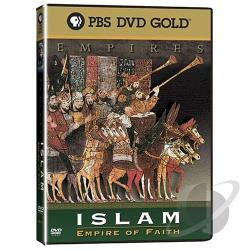 Islam: Empire of Faith DVD Cover Art