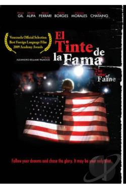 Tinte de la Fama DVD Cover Art