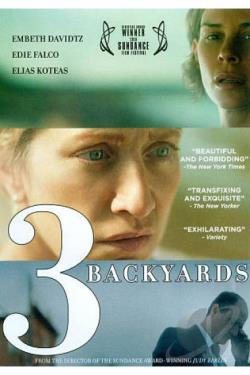 3 Backyards DVD Cover Art