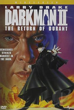 Darkman II: Return Of Durant DVD Cover Art