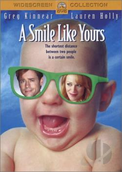 Smile Like Yours DVD Cover Art