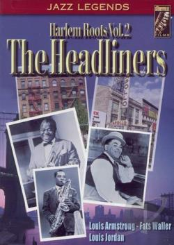 Harlem Roots - Vol. 2: The Headliners DVD Cover Art