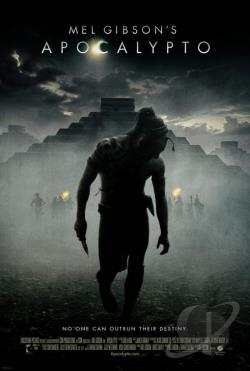 Apocalypto DVD Cover Art