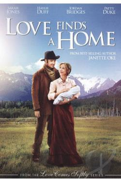 Love Finds a Home DVD Cover Art