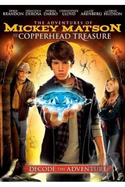 Mickey Matson and the Copperhead Conspiracy DVD Cover Art