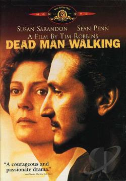 Dead Man Walking DVD Cover Art