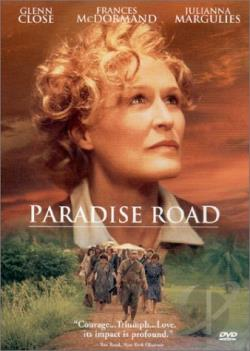 Paradise Road DVD Cover Art