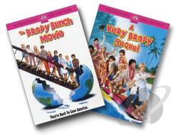 Brady Bunch Movies 2-Pack DVD Cover Art