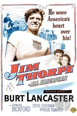 Jim Thorpe - All American DVD Cover Art