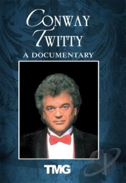 Conway Twitty It's Only Make Believe DVD Cover Art
