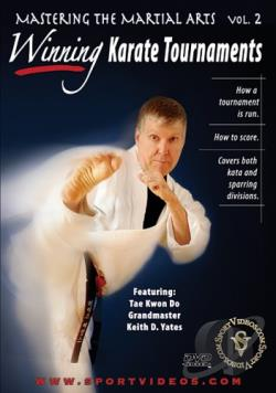 Mastering the Martial Arts Vol. 2: Winning Karate Tournaments movie