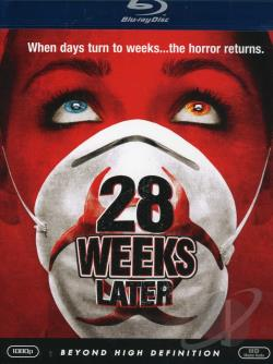 28 Weeks Later BRAY Cover Art