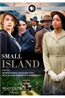 Small Island DVD Cover Art