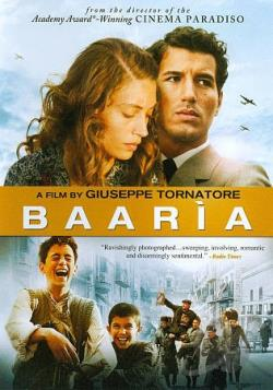 Baaria DVD Cover Art