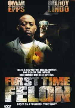 First Time Felon DVD Cover Art