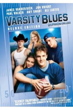 Varsity Blues DVD Cover Art