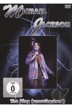 Michael Jackson: The King DVD Cover Art