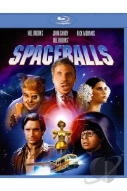 Spaceballs BRAY Cover Art