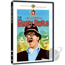 Family Jewels DVD Cover Art
