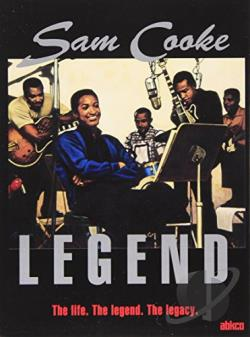 Sam Cooke - Legend DVD Cover Art