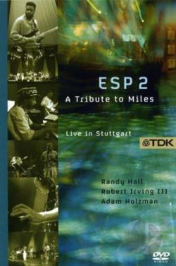 ESP 2: A Tribute to Miles DVD Cover Art