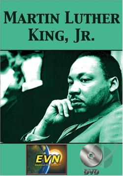 Martin Luther King, Jr. DVD Cover Art