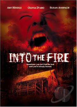 Into the Fire DVD Cover Art