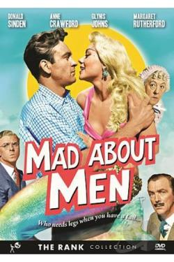 Mad About Men DVD Cover Art