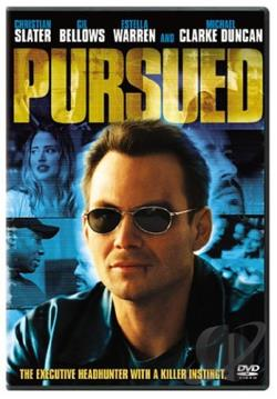 Pursued DVD Cover Art