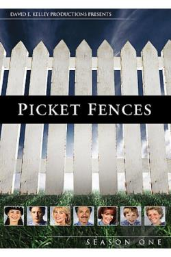 Picket Fences - Season One DVD Cover Art