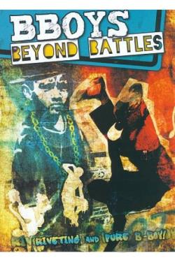BBoys: Beyond Battles DVD Cover Art