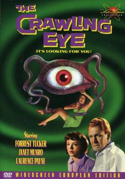Crawling Eye DVD Cover Art
