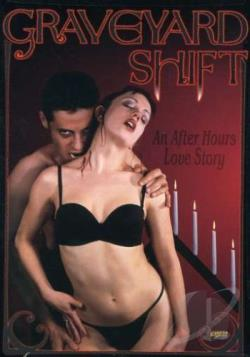 Graveyard Shift DVD Cover Art