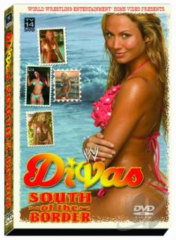 WWE Divas: South Of The Border DVD Cover Art
