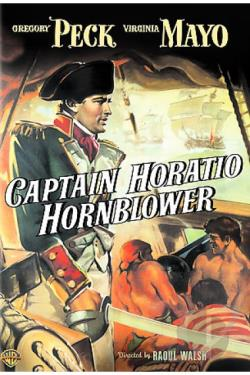 Captain Horatio Hornblower DVD Cover Art