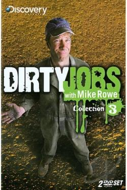 Discovery Channel - Dirty Jobs: Collection 3 DVD Cover Art