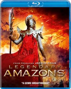 Legendary Amazons BRAY Cover Art