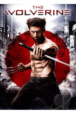 Wolverine DVD Cover Art